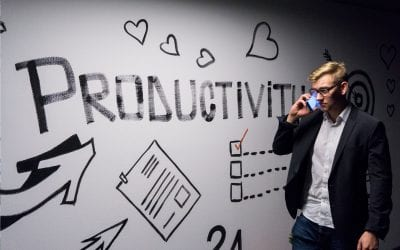 INCREASE PRODUCTIVITY BY BOOSTING HAPPINESS AT WORK